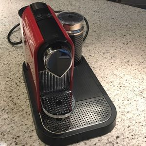 Other - Nespresso Machine (red color)